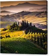 Tuscany, Italy - Landscape Canvas Print