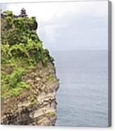 Ulu Watu Bali Indonesia Canvas Print