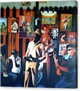 Uncle Bar Canvas Print
