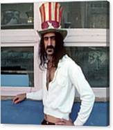 Uncle Zappa Wants You Canvas Print