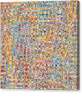 Unhinged Pompadour Ecto Canvas Print