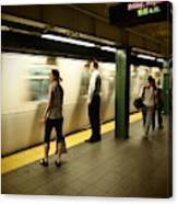 Union Square Station No.1 Canvas Print