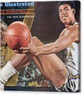 University Of California Los Angeles Lew Alcindor Sports Illustrated Cover Canvas Print