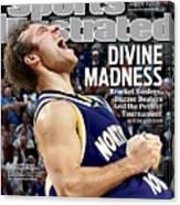 University Of Northern Iowa Ali Farokhmanesh, 2010 Ncaa Sports Illustrated Cover Canvas Print