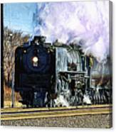 Up 844 Movin' On - Artistic Canvas Print
