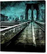 Urban Grunge Collection Set - 01 Canvas Print