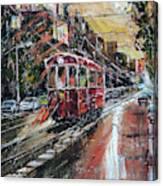Urban Morning Iv Canvas Print