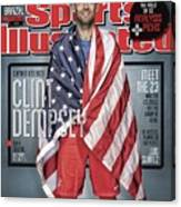 Us Mens National Team, 2014 Fifa World Cup Preview Issue Sports Illustrated Cover Canvas Print