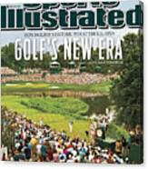 U.s. Open - Final Round Sports Illustrated Cover Canvas Print