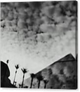 Usa,nevada,las Vegas,luxor Hotel Canvas Print