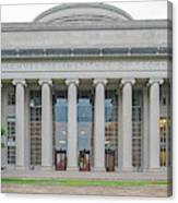 View Of Massachusetts Institute Canvas Print