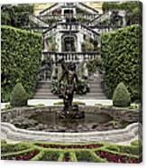 Villa Carlotta Canvas Print