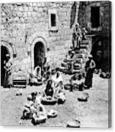 Village Of Cana Canvas Print