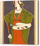 Vintage Poster - Louis Rhead Canvas Print