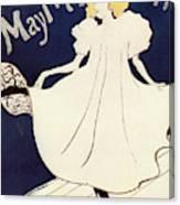 Vintage Poster - May Milton Canvas Print