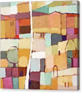 Visit Canvas Print