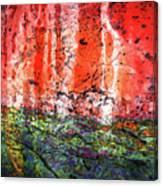 Vulcanic Experience Canvas Print