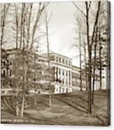 Walter Reed General Hospital Dec. 2, 1924 Canvas Print