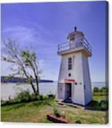 Walton Lighthouse Canvas Print