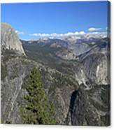 Washburn Point, Yosemite Np Canvas Print