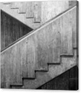 Washington University Eliot Hall Stairway Canvas Print
