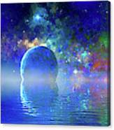 Water Planet One Canvas Print