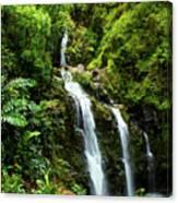 Waterfall 2a Canvas Print
