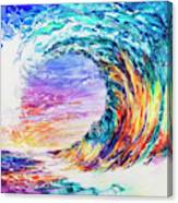 Wave Of Promises Canvas Print