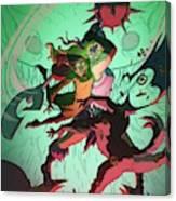 Weirdworld Canvas Print