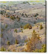 West Dakota Hills Reverie Canvas Print