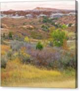 West River Autumn Reverie Canvas Print