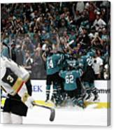 Western Conference Canvas Print