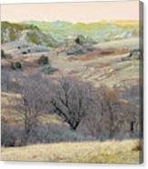 Western Edge Treasure Canvas Print