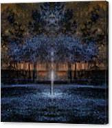 When Courage Springs Forth Canvas Print