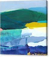 When Winter Melts Away Canvas Print