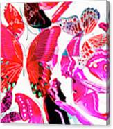 Wild Vibrancy Canvas Print