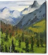 Wilderness Adventure Canvas Print