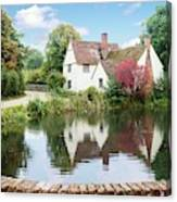 Willy Lott's House Canvas Print
