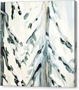 Winter Trees #4 Canvas Print
