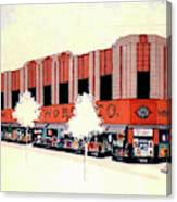 Woolworth On Market St. Canvas Print