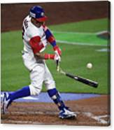 World Baseball Classic - Pool F - Game Canvas Print