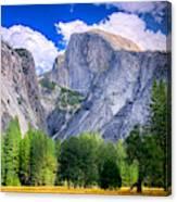 Yosemite National Park California Canvas Print