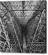 Zeppelin Lz 127 Canvas Print