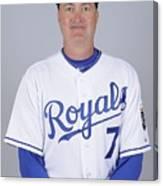 2010 Major League Baseball Photo Day Canvas Print