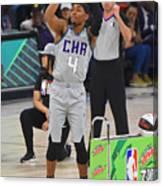 2020 NBA All-Star - MTN DEW 3-Point Contest Canvas Print