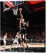 2021 NBA Playoffs - Milwaukee Bucks v Atlanta Hawks Canvas Print
