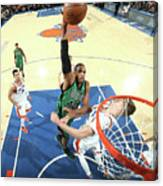 Al Horford Canvas Print