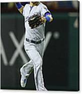 Alex Gordon Canvas Print