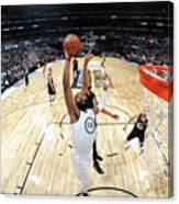 Andre Drummond Canvas Print