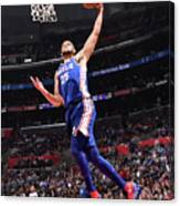 Ben Simmons Canvas Print